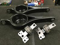 FORD GALAXY S-MAX MONDEO MK4 REAR SUSPENSION ARM 2 REAR TRAILING ARM BUSHES