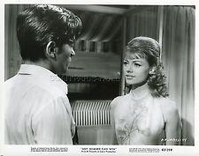 ALAIN DELON DORA DOLL MELODIE EN SOUS-SOL1963 VINTAGE PHOTO ORIGINAL #12