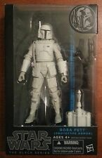 "Star Wars Black Series 6"" Walgreens Exclusive Boba Fett Prototype Armor Hasbro"