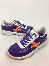 Vintage Men's City Throwbacks Phoenix Blue/Orange/White Shoes Sz. 8