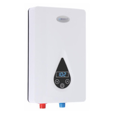 MAREY Electric Tankless Hot Water Heater 3 GPM Whole House ECO110 , 220 VOLTS