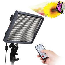 Aputure HR672S CRI95 LED Video Light Lamp + Wireless IR Control Filter Battery