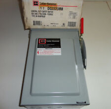 60 Amp Cutler Hammer DG222URB Safety Switch 60 A