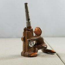 1940'S Barclay Manoil Soldier Lead Anti Aircraft 2. 41B