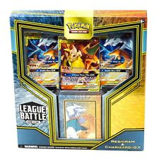 Pokemon Tcg League Battle Deck - Reshiram & Charizard Gx - Sealed
