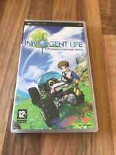 "PSP:                INNOCENT LIFE  ""A Futuristic Harvest Moon"""