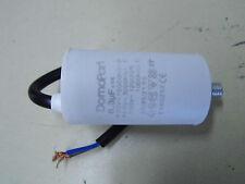 condo condensateur permanent / démarrage moteur 6.3µF 6.3uF 6.3MF 450v (à fils)