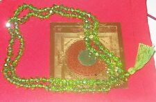 Lord Kuber Money Drawing Mala and Yantra - Blessed -  For All Kubera Mantras!