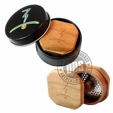Magic Flight Launch Box Finishing Grinder in Cherry Wood MFLB Accessory