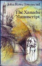 Xanadu Manuscript Youth Science Fiction John Rowe Townsend Signed  Hardback