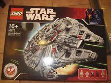 Lego Star Wars Ultimate Collector's Millennium Falcon 10179 1st edition certific