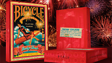 Bicycle Firecracker Playing Cards Deck by Collectable Playing Cards