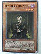 Yu-Gi-Oh! Trading Card DIE HERRIN DER WICHTE LODT-DE038