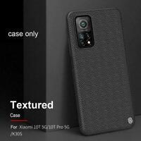 1*Nillkin Textured Case For Xiaomi Mi 10T 5G/10T Pro AU Cover Ultra Thin K3N0