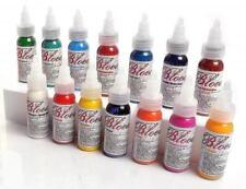 Bloodline 14 Color Starter Kit — Skin Candy Tattoo Ink