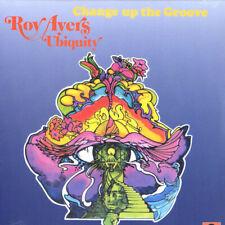 "ROY AYERS UBIQUITY "" CHANGE UP THE GROOVE "" SEALED U.S.LP SOUL JAZZ"