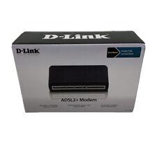 D-Link DSL-520B ADSL2+ Modem (NOT A ROUTER)