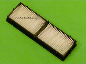 Epson Projector Air Filter: PowerLite Home Cinema 8345, 8100, 8350, 8500, 8700