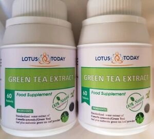 Green Tea tablets *Extra Strong* Weight loss, skin Help,Diet, Slimming 90 pills