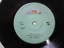 "GEET SONGS SHIV RAM SHUNTA DEVI MARWARI RAJASTHANI rare EP 7"" RECORD 45 vinyl EX"