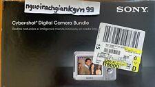 Sony CyberShot DSC-S930 10.1MP Digital Camera Bundle (Silver) GR8 4 MOMS/POPS/GR