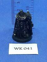 Warhammer 40K - Space Marines - Master of the Fleet Incomplete - Metal WK41