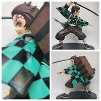 Demon Slayer: Kimetsu no Yaiba Kamado Tanjirou Action Figure Toys New No Box