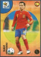 PANINI WORLD CUP SOUTH AFRICA 2010- #091-SPAIN-XAVI HERNANDEZ