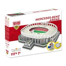 VfB Stuttgart 3D Stadion Puzzle Mercedes Benz Arena 18234 117 Teile Nanostad