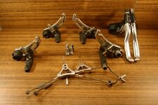 1990's vintage MTB cantilevers brakes & brake levers TEKTRO from Marin bike