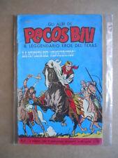 Gli Albi di Pecos Bill n°12 1960 edizioni Fasani  [G402]