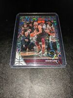 Panini NBA Hoops Premium Stock 2019-20  Laser Prizm Kevin Love Mint Holo SP