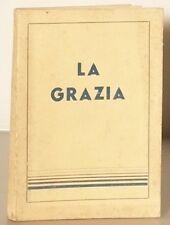 La Grazia Cultura Religioso Sociale Anno 1951-52 UNIONE DONNE DI AZIONE 1951