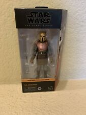 """Star Wars Black Series 6"""" Action Figure The Armorer Mandalorian In Hand New"""