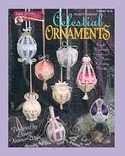 "Plastic Canvas Christmas Ornaments ""Celestial Ornaments"" Annie Potter"