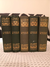 """The Works of Charles Dickens: complete 21 volume of """"The Authentic Edition"""""""