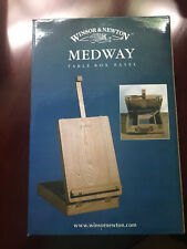 **NEW** Windsor & Newton Medway Table Box Easel With Storage