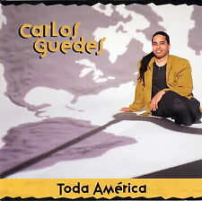 Carlos Guedes - Toda America                   *** BRAND NEW CD ***