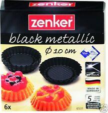 ZENKER tortelett förmchen stampo forma mini torte Mini torta torte forma 3412