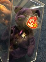 **Rare** Princess Diana Ty Beanie Baby 1965(KR) , MINT Condition