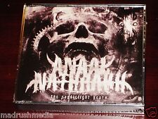 Anaal Nathrakh: The Candlelight Years - Widow, Passion, Vanitas 3 CD Box Set NEW