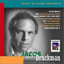 Music of Jacob Druckman