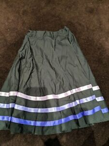 Bloch Ribbon Character Skirt size small
