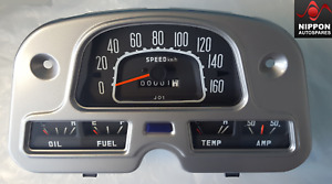 NEW GENUINE TOYOTA LANDCRUISER FJ40 FJ45 BJ40 GAUGE SPEEDOMETER 83100-60180