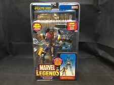Bishop - Hair Variant Marvel Legends BAF Action Figure [Toy Biz 2005] Apocalypse