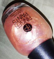 NEW! FingerPaints Nail Color PEACH BEACH SCENE - Finger Paints polish Sheer Pink