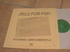 2/1 Wolfgang Lauth quartetto +2 - JAZZ FOR FUN