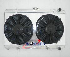 52mm aluminum alloy radiator shroud fan For NISSAN SILVIA S13 CA18DET Turbo