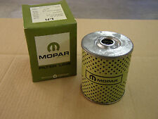 NOS OEM Mopar Oil Filter L-71 Display Item Chrysler Dodge Plymouth Lancer Truck