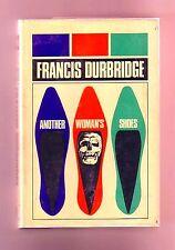 ANOTHER WOMAN'S SHOES (Francis Durbridge/1st British)
